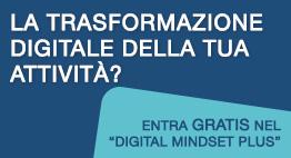 Trasformazione digitale della tua attività? Entra qui